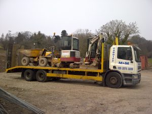 Beavertail with ground works kit!