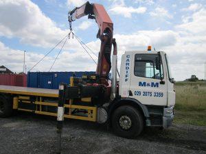 HiAb 20' welfare-amenity container8 28-06-2016